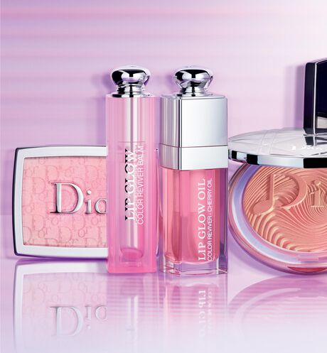Dior - Dior Backstage Rosy Glow - édition Limitée Collection Glow Vibes 4