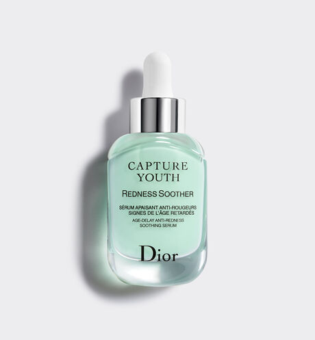 Dior - Capture Youth Redness soother sérum calmante antirojeces - retraso de los signos de la edad