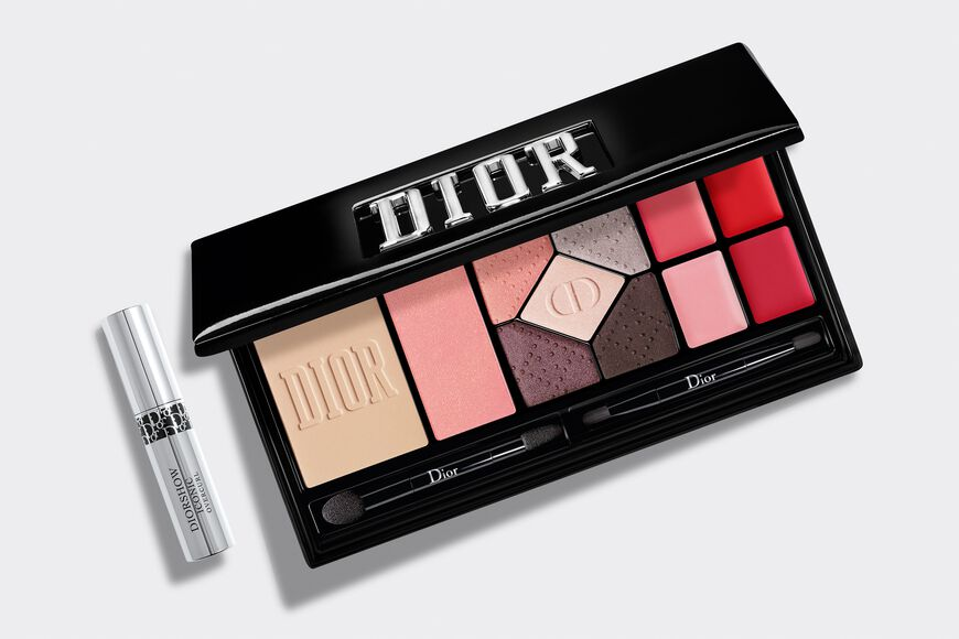Dior - Ultra Dior Couture Palette Eye, face and lip makeup palette Open gallery