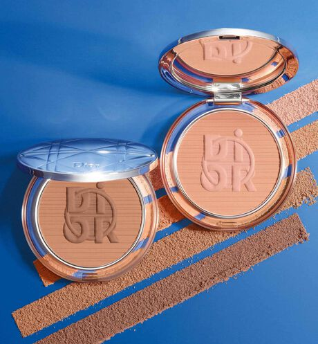 Dior - Diorskin Mineral Nude Bronze - Color Games Collection Limited Edition Bronzer - healthy glow bronzing powder - 2 Open gallery