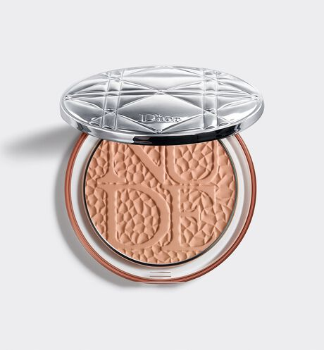 Dior - Diorskin Mineral Nude Bronze - Wild Earth Collection - Limited Edition Healthy glow bronzing powder - hand-hammered copper-style motif