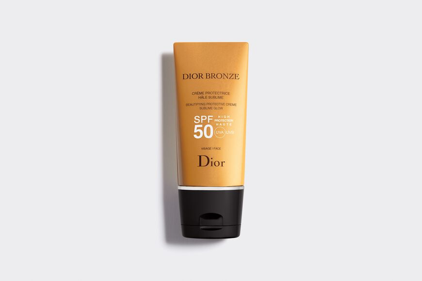 Dior - Dior Bronze Beautifying protective creme sublime glow - spf 50 - face Open gallery