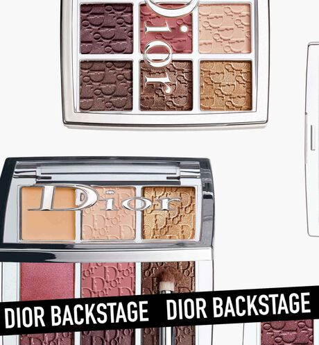 Dior - Dior Backstage Eye Palette Multi-finish, high pigment prime, shade, highlight, line - 13 Open gallery