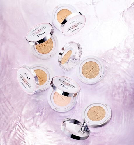 Dior - Diorsnow Diorsnow perfect light - perfect glow cushion - prismatic spf 50 - pa +++ - 2 Open gallery