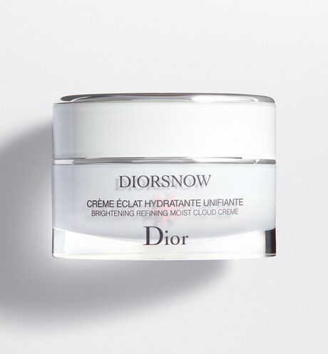 Dior - Diorsnow Brightening refining moist cloud creme