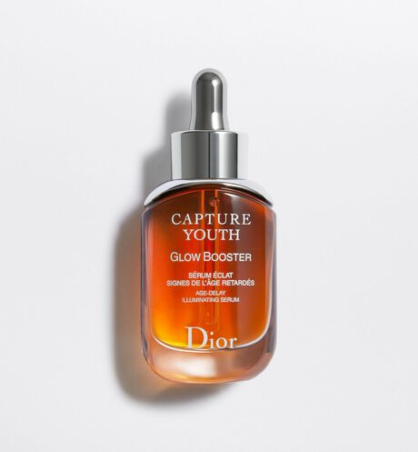 Dior - Capture Youth Glow booster sérum éclat - signes de l'âge retardés