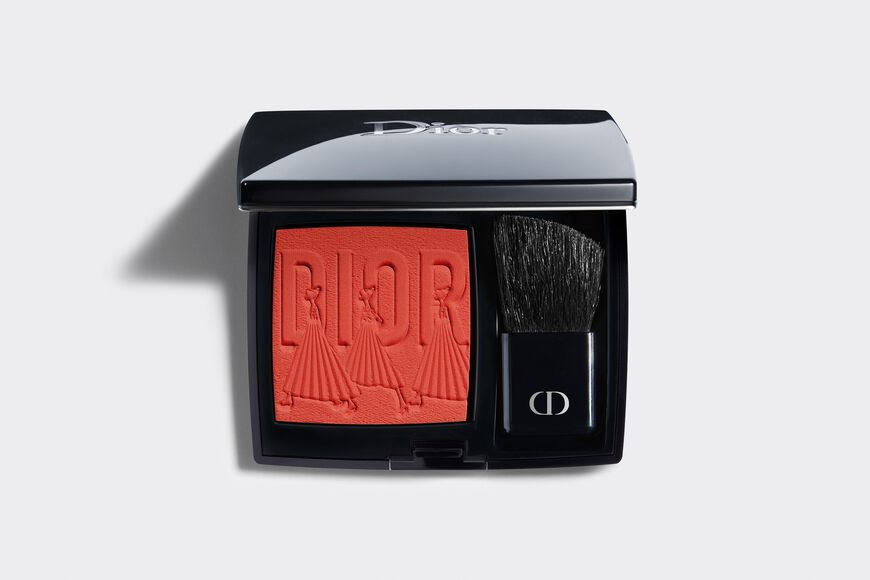 Dior - Rouge Blush - Limited Edition Couture colour long-wear powder blush Open gallery