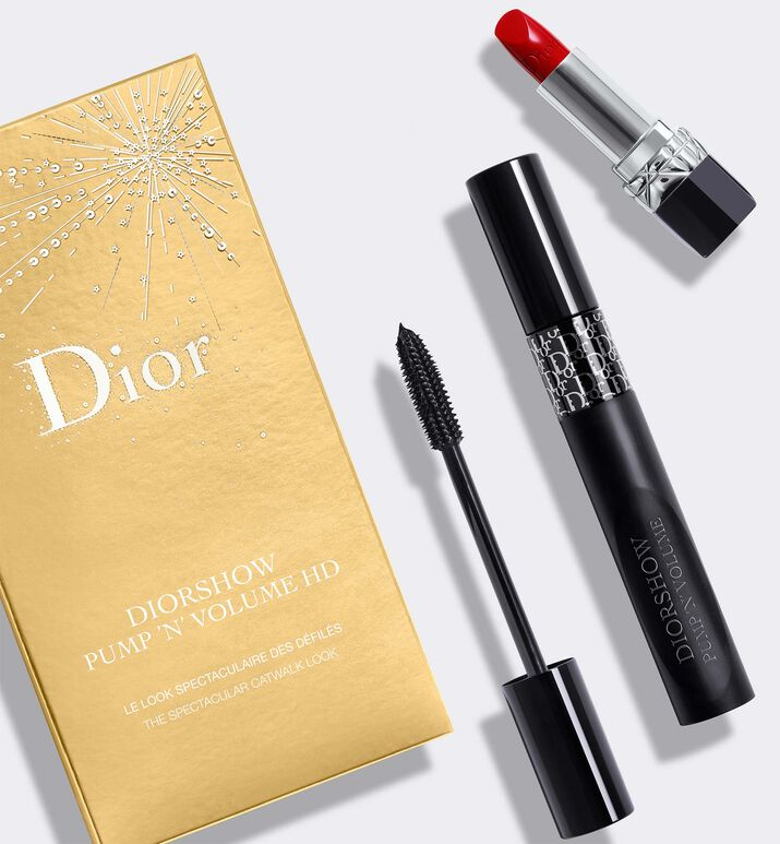 Image product Coffret Diorshow Pump 'N' Volume HD