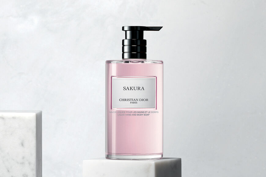 Dior - Sakura Liquid hand and body soap Open gallery