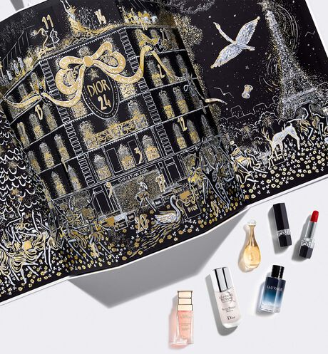 Dior - Advent Calendar 24 dior surprises - beauty advent calendar - fragrance, makeup and skincare
