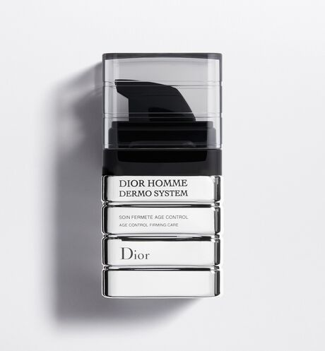 Dior - Dior Homme Dermo System Age control firming care - Bio-fermented ingredient & vitamin E phosphate
