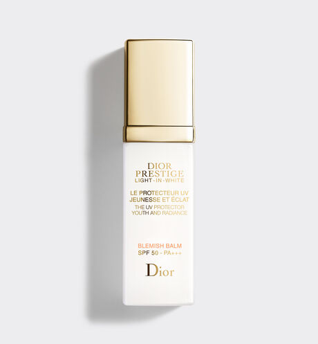 Dior - Dior Prestige Light-In-White Le Protecteur UV minéral - spf 50+ - PA+++