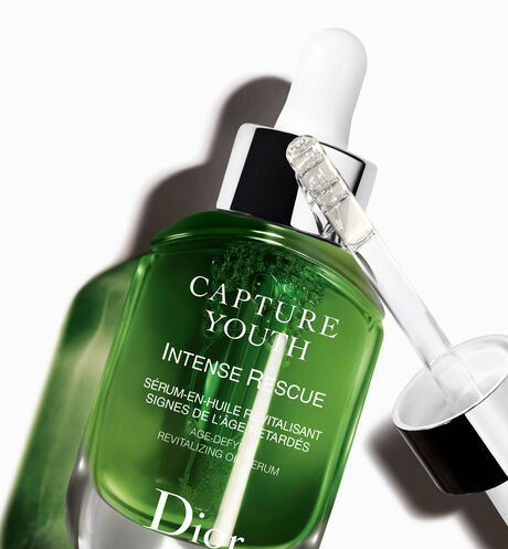 Dior - Capture Youth Intense rescue age-delay revitalizing oil-serum - 3 Open gallery
