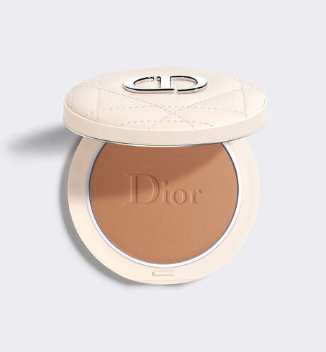 Dior - Dior Forever Natural Bronze Healthy glow bronzing powder - 95% mineral-origin pigments