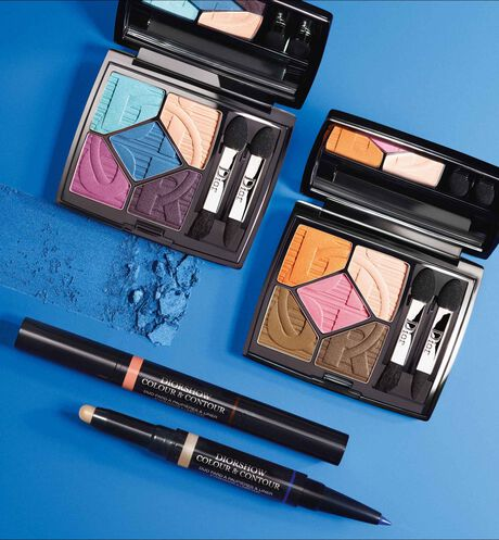 Dior - Diorshow Colour & Contour - Color Games Collection Limited Edition Eyeshadow & eyeliner duo - 3 Open gallery