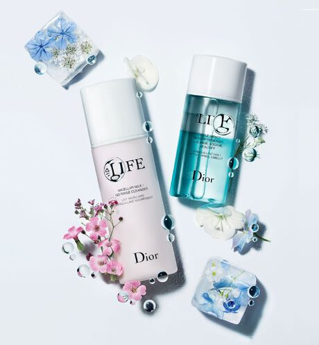 Dior - Dior Hydra Life Triple impact makeup remover • cleanse, soothe, beautify - 2 Open gallery