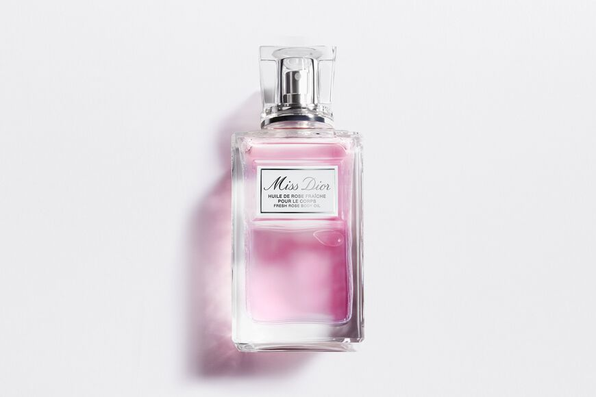 Dior - Miss Dior Fresh rose body oil Open gallery