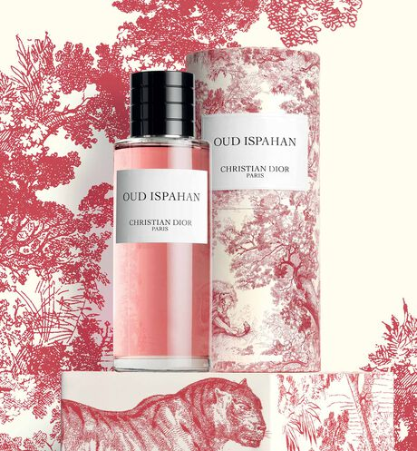 Dior - Oud Ispahan - Toile De Jouy Limited Edition Fragrance