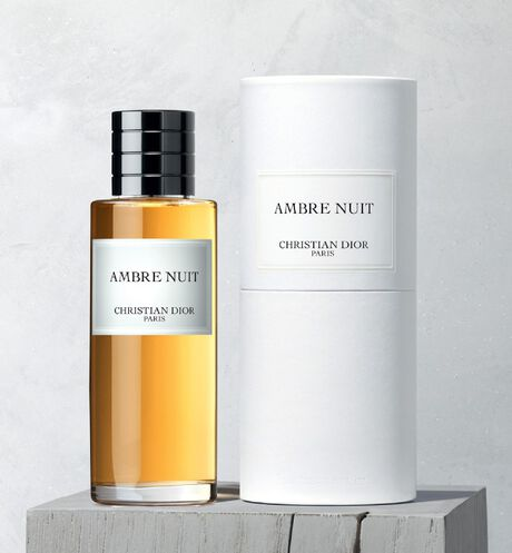 Dior - Ambre Nuit Fragrance - 12 Open gallery