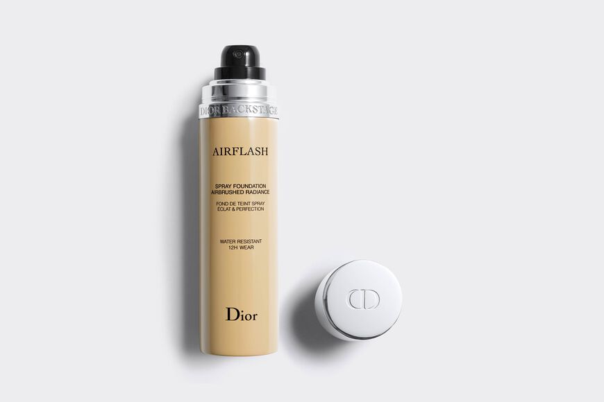 Dior - Dior Backstage Airflash Spray foundation - airbrushed radiance - 22 Open gallery