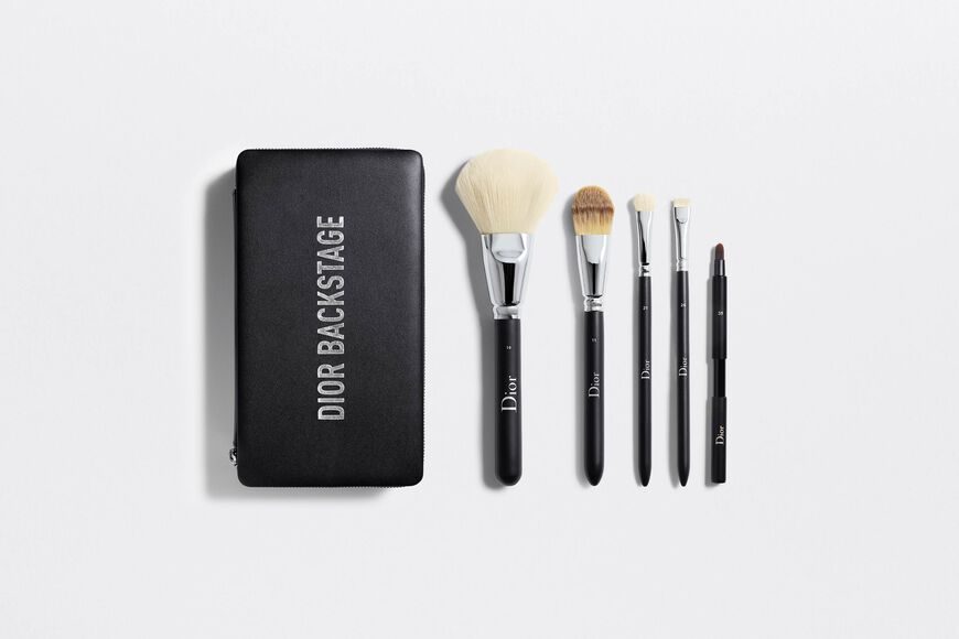 Dior - Dior Backstage Dior Backstage Brush Set Ouverture de la galerie d'images