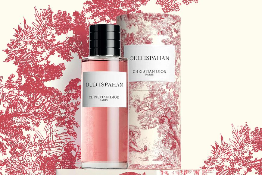 Dior - Oud Ispahan - Toile de Jouy Limited Edition Fragrance - 4 Open gallery