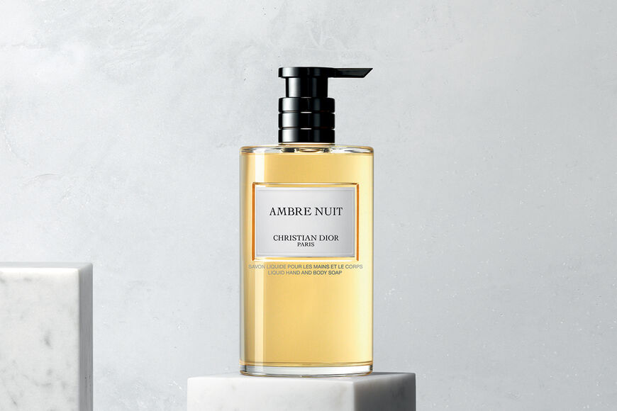 Dior - Ambre Nuit Liquid hand and body soap Open gallery